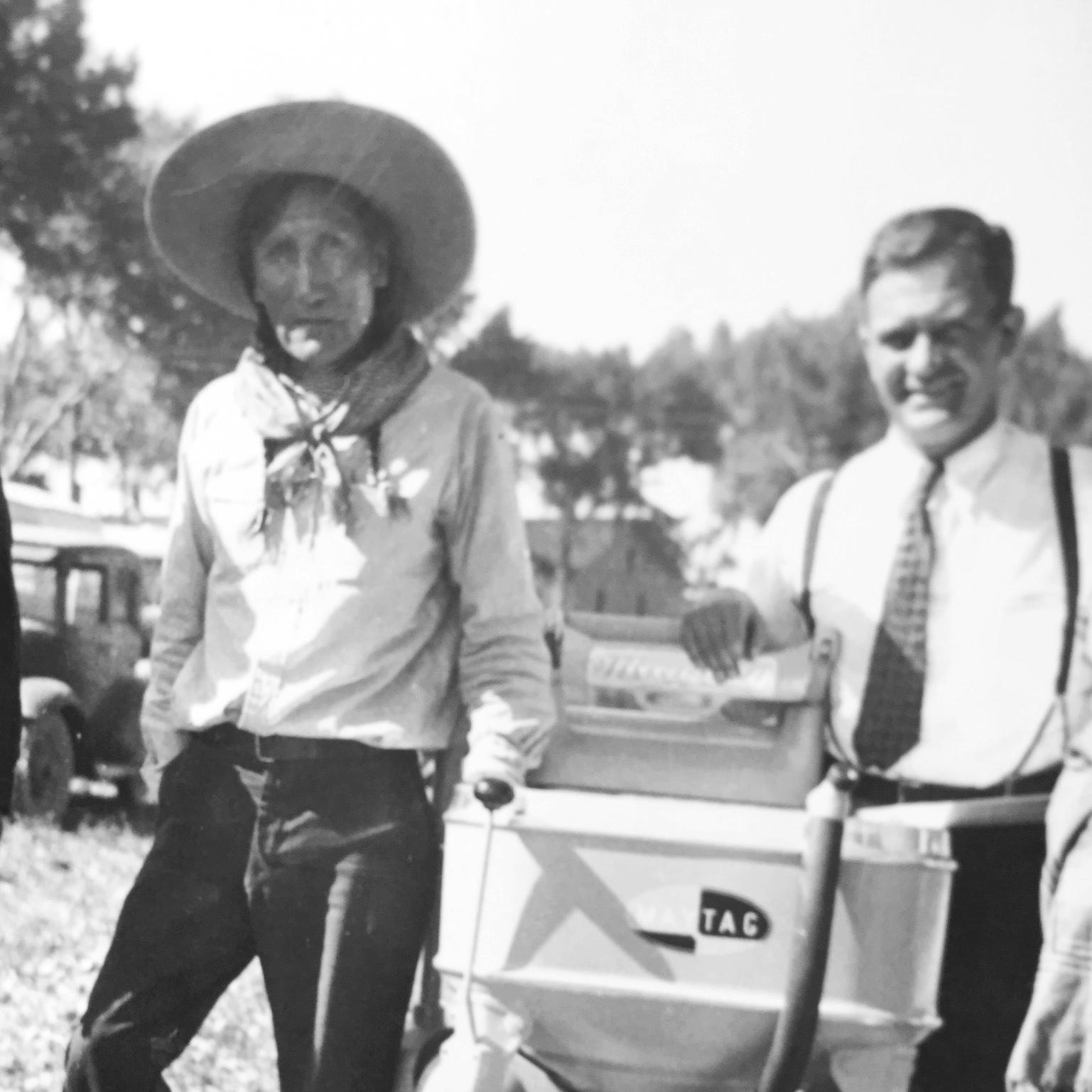 Hainsworth Historic Photo